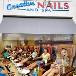 Creative Nails Belle Hall is the premiere full-service nails salon in Mt. Pleasant.