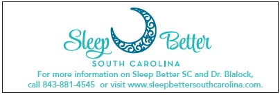 Contact us about sleep apnea. We're Better Sleep South Carolina.